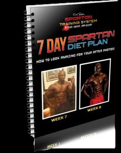 7 day spartan diet ringspiralbinder-7